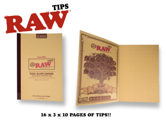 Rawlbook Rolling Tips