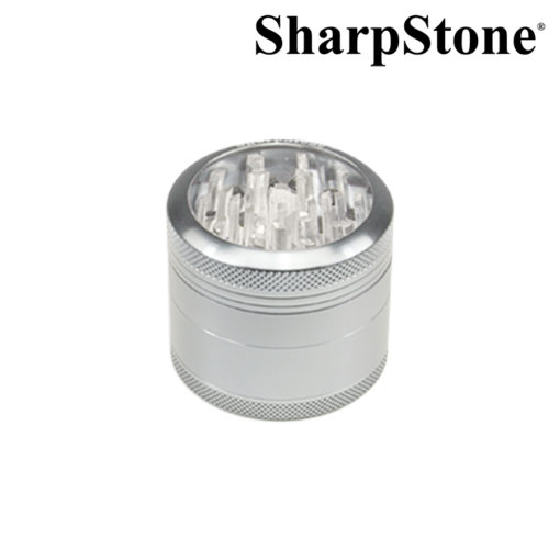 Sharpstone 4 Pieces Glass Top Grinder Pollinator