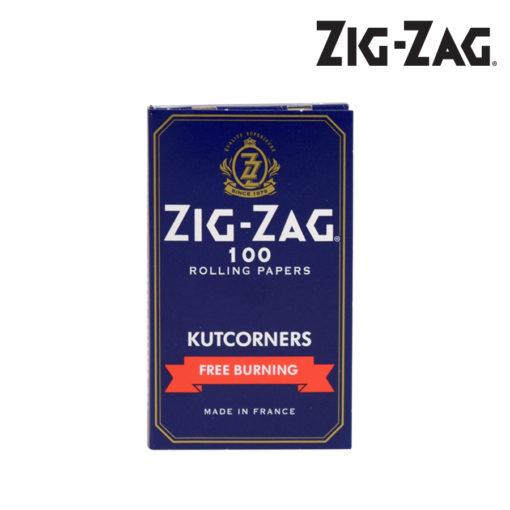 ZIG ZAG BLUE KUTCORNERS