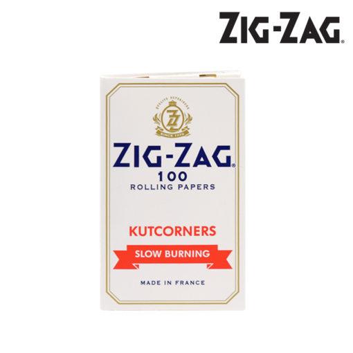 Zig Zag White Kutcorners