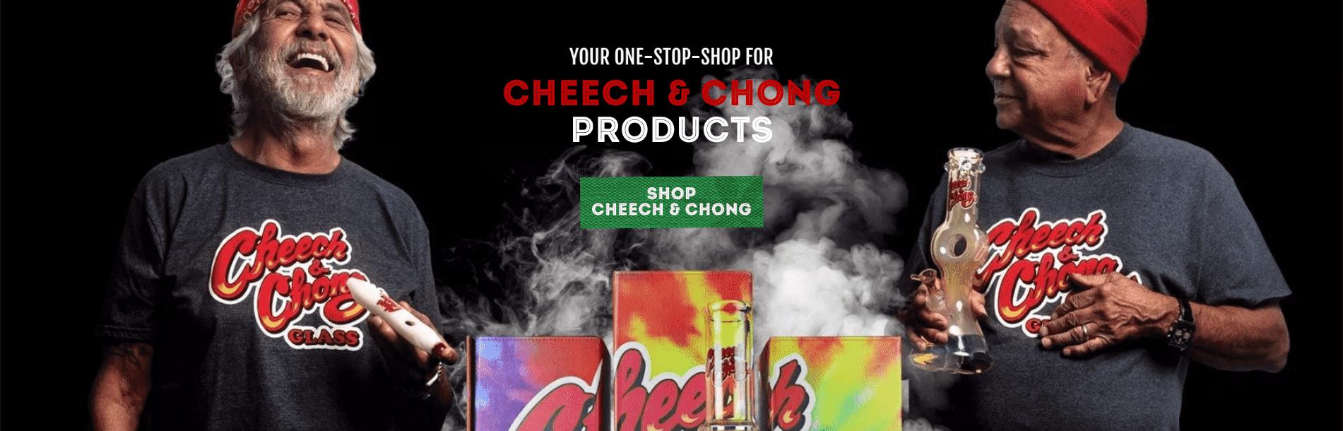 Cheech and Chong Bongs